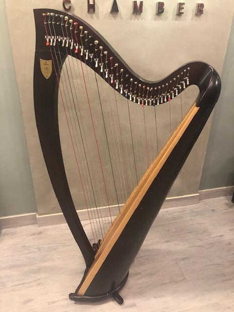 Second Hand Lever Harps | Harp Chamber